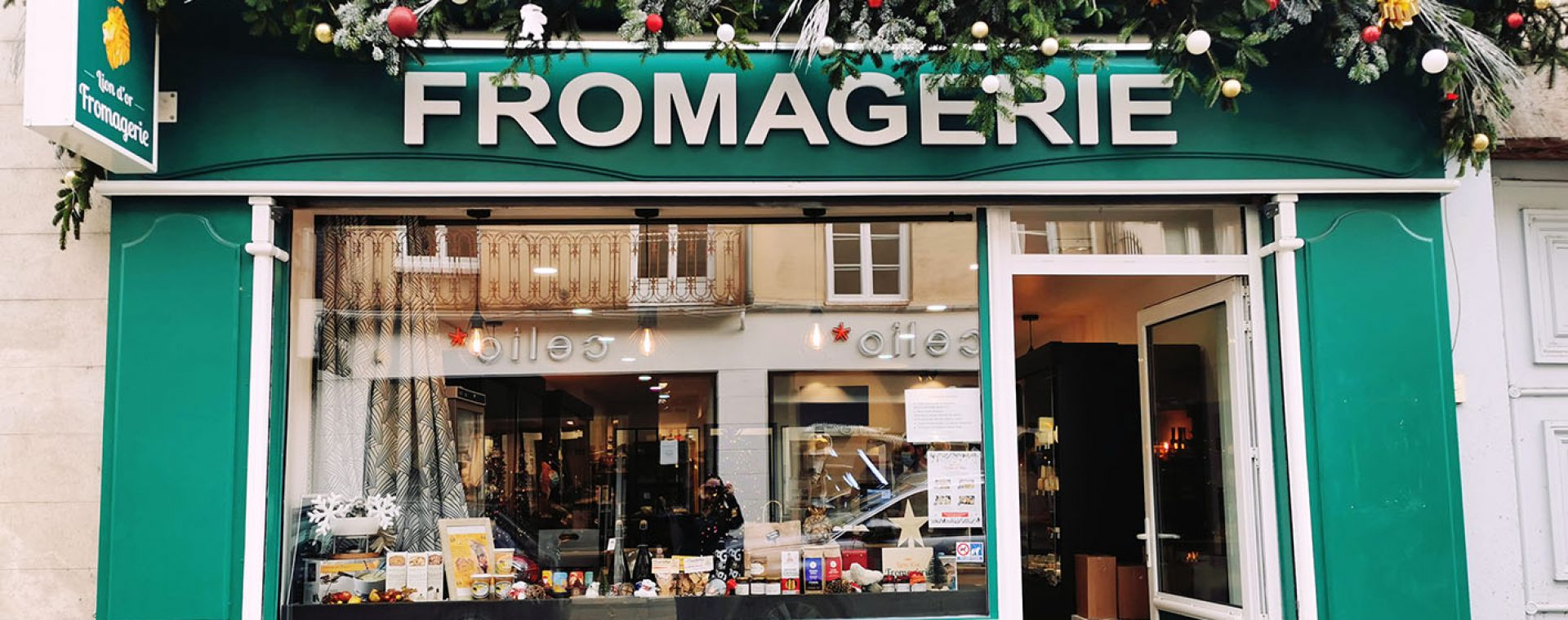 Fromagerie Lion d'or